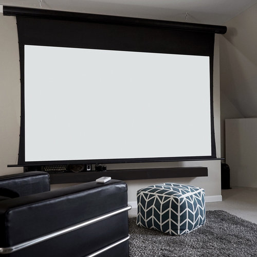 "View Larger Image of SKT135UH-E12-AUHD 135"" Diagonal Saker Tab-Tension AcousticPro UHD Projector Screen"