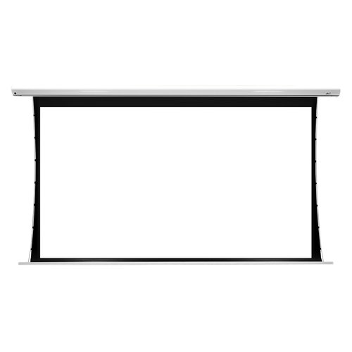 "View Larger Image of SKT150XHW-E6 150"" Diagonal Saker Tab-Tension Projector Screen"