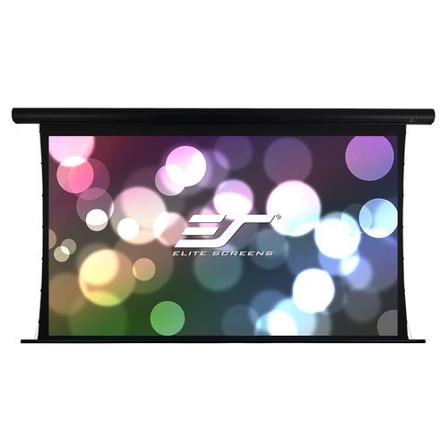"""View Larger Image of SKT180UH-E3-AUHD 180"""" Diagonal Saker Tab-Tension AcousticPro UHD Projector Screen"""