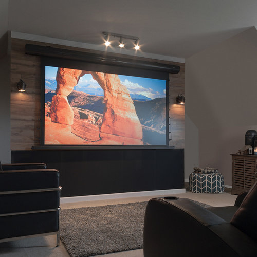 """View Larger Image of Starling Tab-Tension 2 CineGrey 5D Series 120"""" Projector Screen"""