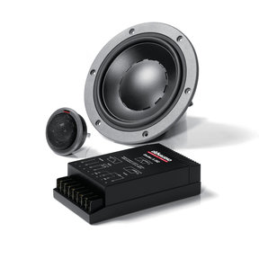 """System 242 Esotec 6-1/2"""" 2-Way Component Speakers"""