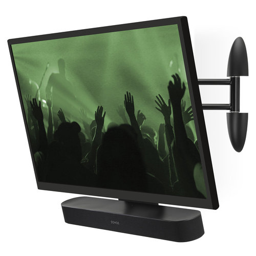 """View Larger Image of Cantilever Mount for TVs up to 40"""" and Sonos Beam"""