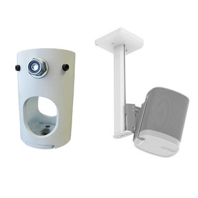 Ceiling Mount and Ceiling Mount Pole Adaptor for PLAY:1 Sonos Speakers (White)