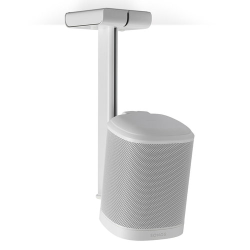 View Larger Image of Ceiling Mount for Sonos One or PLAY:1 (White)