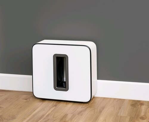 View Larger Image of ColourPlay Skin for Sonos SUB (White)