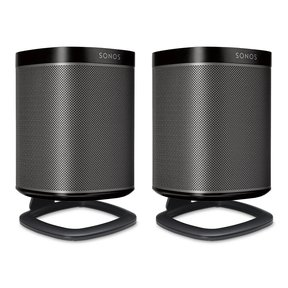 Desk Stands for Sonos One Wireless Speakers - Pair