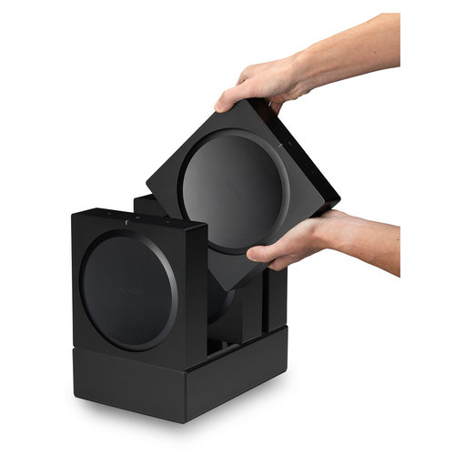 View Larger Image of Dock for 4 Sonos AMPs (Black)