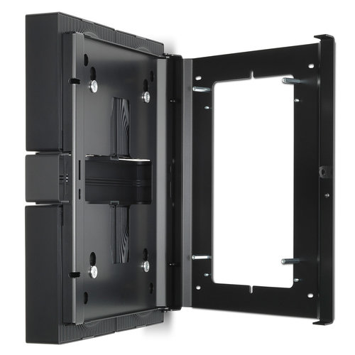 View Larger Image of Wall Mount for 4 Sonos AMPs (Black)