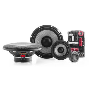 """165 AS 3 Access 6-1/2"""" 3-Way Component Speakers"""