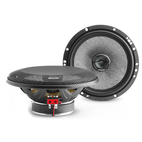 "165 AC Access 6-1/2"" 2-Way Coaxial Speakers"