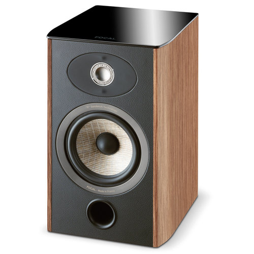 View Larger Image of Aria 906 2-Way Bass Reflex Bookshelf Speakers - Pair