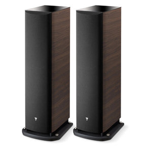 Aria 948 3-Way Bass-Reflex Floorstanding Speakers - Pair (Dark Walnut)