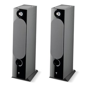 Chora 826-D Floorstanding Speakers with Built-In Dolby Atmos Modules - Pair (Black)