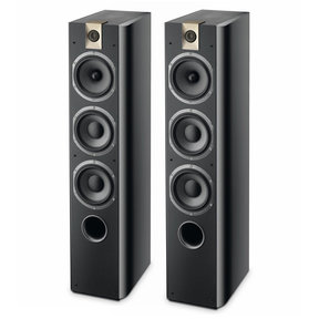 Chorus 726 3-Way Bass Reflex Floorstanding Speakers - Pair