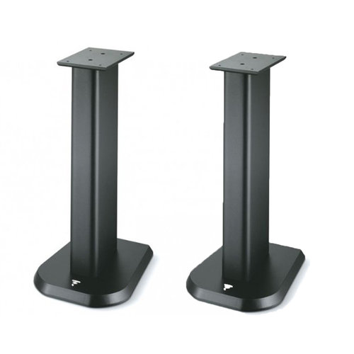 View Larger Image of Chorus S700 Speaker Stands for Chorus 706 and 705 - Pair (Black Satin)