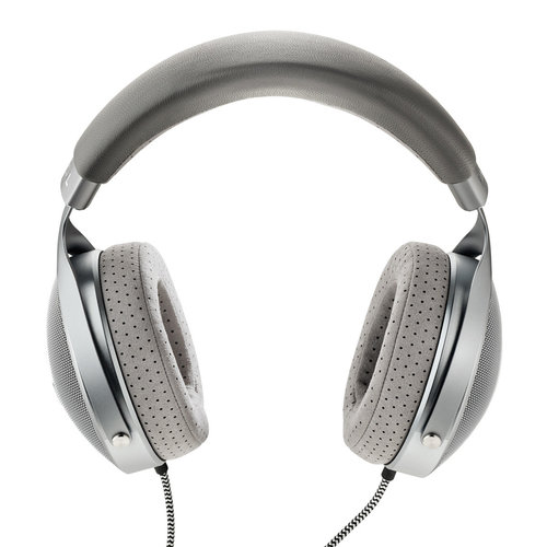 View Larger Image of CLEAR Over-Ear High-Resolution Audiophile Headphones (Gray)