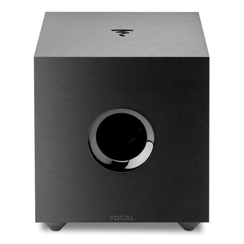 View Larger Image of Cub Evo Active Bass-Reflex Subwoofer (Black)