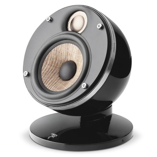 View Larger Image of Dome 5.1-Channel Speaker System With Sub Air (Black)