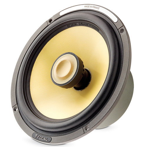 """View Larger Image of EC 165 K 6-1/2"""" K2 Power 2-Way Coaxial Speakers"""