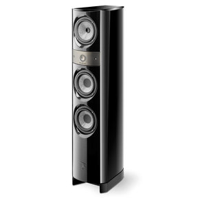 Electra 1028 BE 3-Way Bass Reflex Floorstanding Speaker - Each