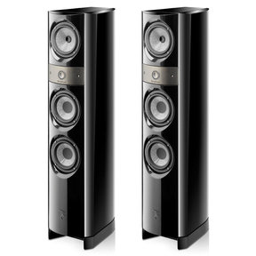 Electra 1028 BE 3-Way Bass Reflex Floorstanding Speakers - Pair