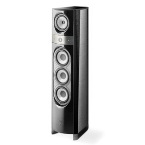 Electra 1038 BE 3-Way Bass-Reflex Floorstanding Speaker - Each
