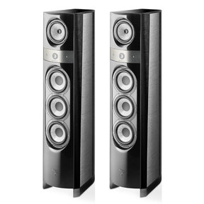 Electra 1038 BE 3-Way Bass-Reflex Floorstanding Speakers - Pair