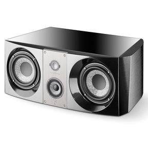 Electra CC 1008 BE 3-Way Bass-Reflex Center Channel Speaker
