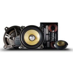 "ES 100 K 4"" K2 Power 2-Way Component Speakers"