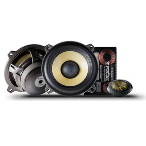 "ES 130 K K2 Power 5-1/4"" 2-Way Component Speaker System"