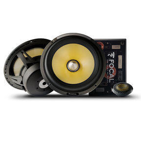 "ES 165 K2 6-1/2"" K2 Power 2-Way 2-Ohm Component Speakers"