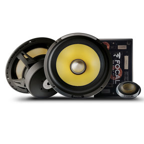 "ES 165 KX2 K2 Power 6-1/2"" 2-way Component Speaker System"