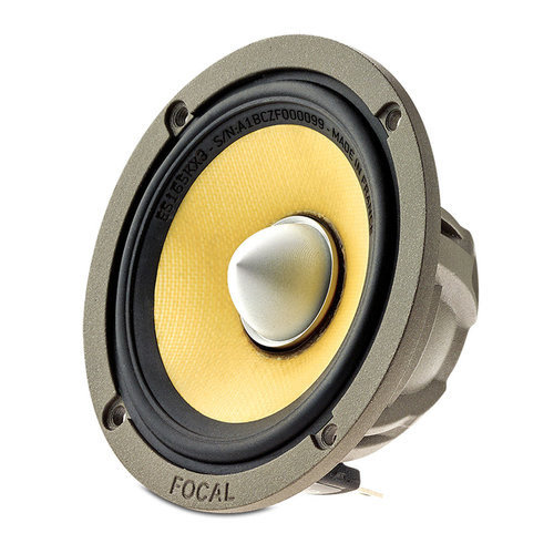 """View Larger Image of ES 165 KX3 K2 Power 6-1/2"""" 3-way Component Speakers"""