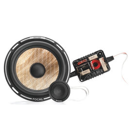 """PS 165 F Expert Flax 6-1/2"""" 2-Way Component Speakers"""
