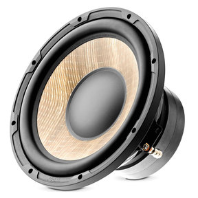 "Sub P 25 F Expert 10"" 4-Ohm Flax Cone Subwoofer"