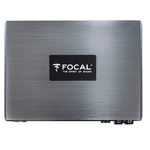 View Larger Image of FDP 1.900 900 Watts at 2 Ohms Class D Monoblock Amplifier