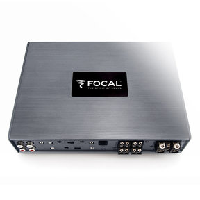 FDP 4.600 150 Watts x 4 Class D 4-Channel Amplifier