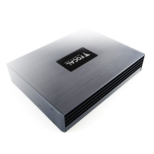 View Larger Image of FDP 4.600 150 Watts x 4 Class D 4-Channel Amplifier