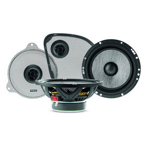 "HDA 165-2014 6-1/2"" 2-Way Component Speaker System for Select Harley Davidson Motorcycles"