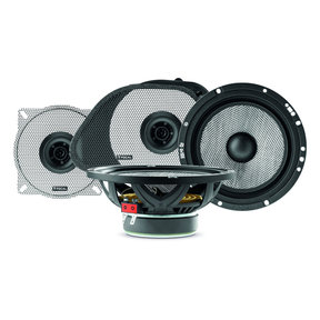 "HDA 165-98/2013 6-1/2"" 2-Way Component Speaker System for Select Harley Davidson Motorcycles"