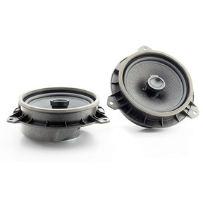 """IC 165 TOY 2-Way 6-1/2"""" Coaxial Speakers for Select Toyota Models"""