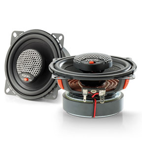 "ICU 100 Universal Integration 4"" 2-way Coaxial Speakers"
