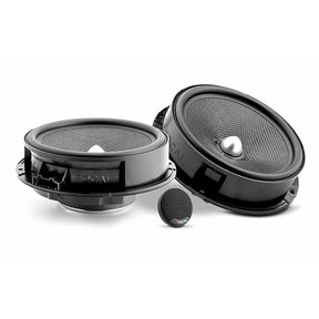 "IS 165 VW 2-Way 6-1/2"" Component Speakers for Select Volkswagen Models"