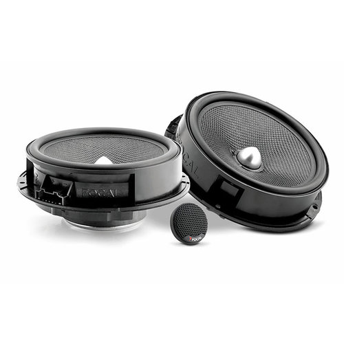 """View Larger Image of IS 165 VW 2-Way 6-1/2"""" Component Speakers for Select Volkswagen Models"""