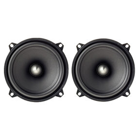 "ISU 130 Universal Integration 5-1/4"" 2-way Component Speakers"