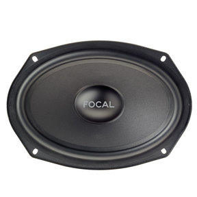 "ISU 690 Universal Integration 6x9"" 2-way Component Speakers"