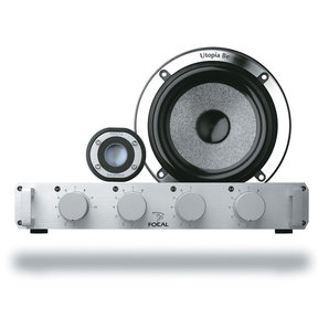 "KIT No. 5 Utopia Be 5-1/4"" 2-Way Component Speaker System"