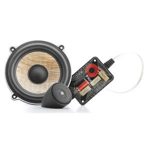 "PS 130 F Expert Flax 5-1/4"" 2-Way Component Speakers"
