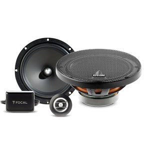 "RSE-165 Auditor 6-1/2"" 2-Way Component Speakers"