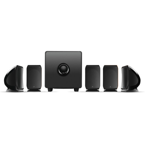 View Larger Image of Sib&Cub3 5.1-Channel Home Theater System (Black)